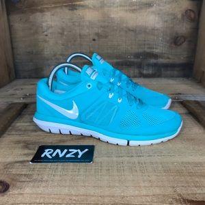 Nike Flex Run Aqua